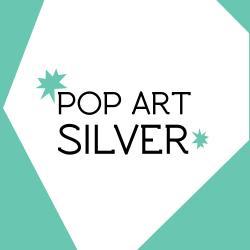 Pop Art Silver